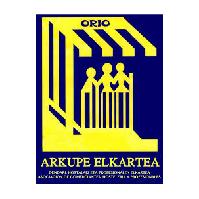 logo de ARKUPE, Orioko Merkatari Elkartea