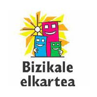 logo de BIZIKALE, Soraluzeko Merkatari Elkartea