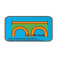 logo de BI-TARTEAN, Urretxu-Zumarragako Merkatari Elkartea