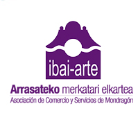 logo de IBAI-ARTE, Arrasateko Merkatari Elkartea